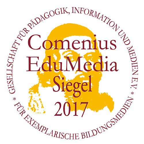 Comenius EduMedia Siegel 2017